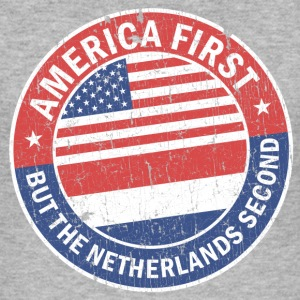 AMERICA FIRST Sweaters - slim fit T-shirt