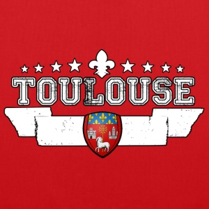 Toulouse Tee shirts - Tote Bag