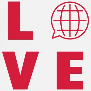 Interpreter Dolmetscher Translation Interprète Mugs & Drinkware - Men's Premium T-Shirt