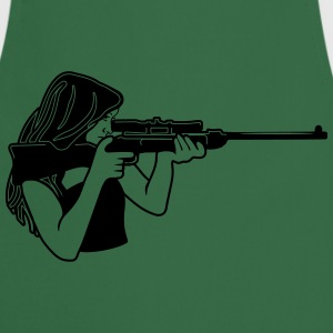 Protector rifle T-Shirts - Cooking Apron