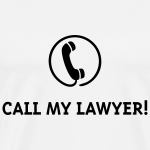 Call My Lawyer! Sports wear - Men's Premium T-Shirt