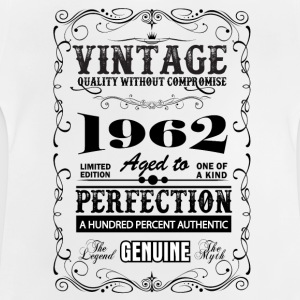 Premium Vintage 1962 Aged To Perfection Shirts - Baby T-Shirt