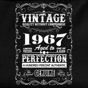Premium Vintage 1967 Aged To Perfection T-Shirts - Kids' Backpack