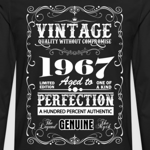 Premium Vintage 1967 Aged To Perfection T-Shirts - Men's Premium Longsleeve Shirt