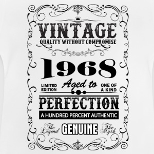 Premium Vintage 1968 Aged To Perfection Shirts - Baby T-Shirt
