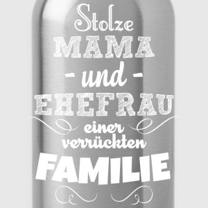 STOLZE MAMA - Trinkflasche