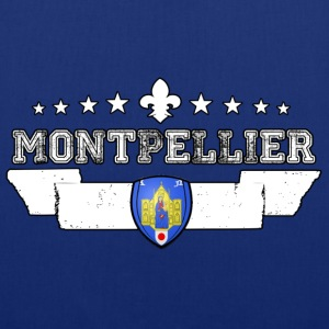 Montpellier Tee shirts - Tote Bag