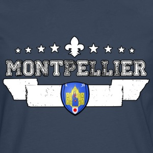 Montpellier Tee shirts - T-shirt manches longues Premium Homme
