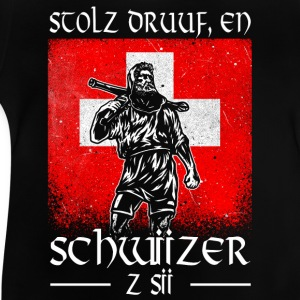 Tell - Schwiizer - Stolz Long Sleeve Shirts - Baby T-Shirt