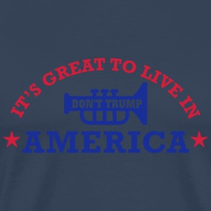 america_is_great Long sleeve shirts - Men's Premium T-Shirt