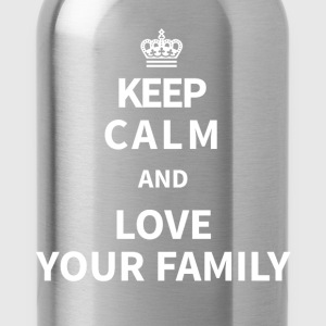 family Long Sleeve Shirts - Water Bottle