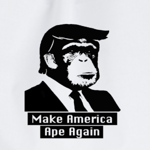 Make America Ape Again - Turnbeutel