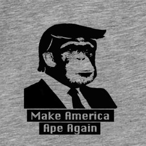 Make America Ape Again - Männer Premium T-Shirt