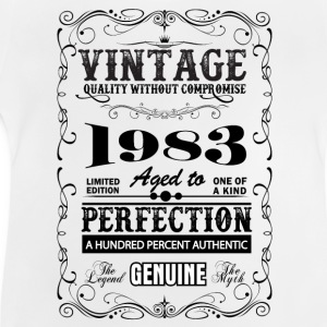 Premium Vintage 1983 Aged To Perfection Shirts - Baby T-Shirt