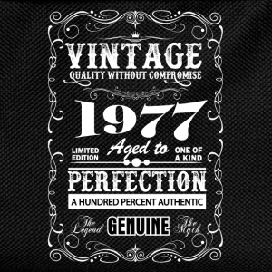 Premium Vintage 1977 Aged To Perfection T-Shirts - Kids' Backpack