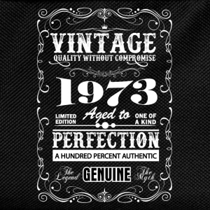 Premium Vintage 1973 Aged To Perfection T-Shirts - Kids' Backpack