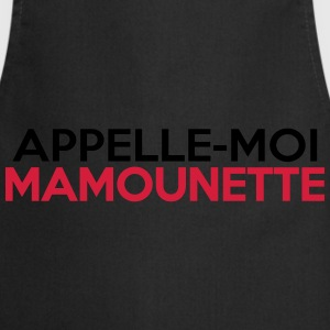 APPELLE-MOI  MAMOUNETTE Sweat-shirts - Tablier de cuisine