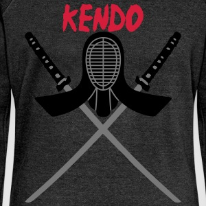 KENDO T-Shirts - Women's Boat Neck Long Sleeve Top