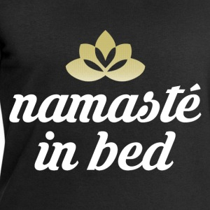 Namaste in bed Shirts - Men's Sweatshirt by Stanley & Stella