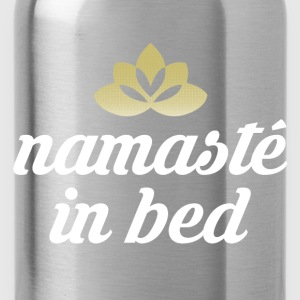 Namaste in bed Shirts - Drinkfles