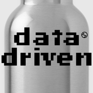 Data driven - Trinkflasche