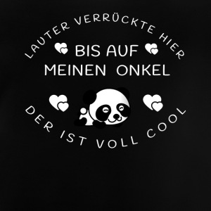 mein-onkel-ist-voll-cool T-Shirts - Baby T-Shirt