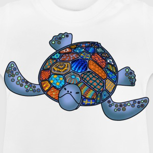 Sea turtle t-shirt for kids - Baby T-Shirt