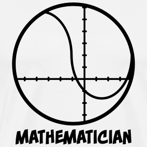 Mathematician - mathematician Jackets - Men's Premium T-Shirt