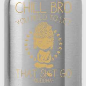 Chill Bro Tee shirts - Gourde
