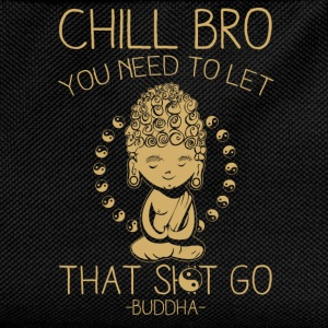 Chill Bro Long Sleeve Shirts - Kids' Backpack