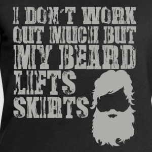 My beard lifting skirts Shirts - Men's Sweatshirt by Stanley & Stella