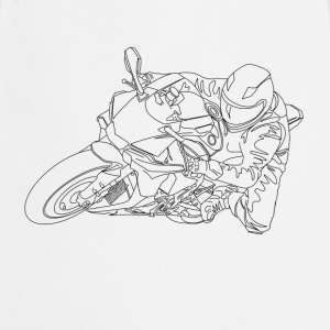 motorcycle Shirts - Keukenschort