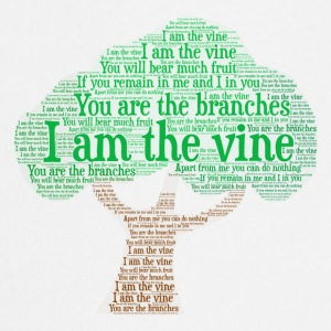 I Am The Vine from Jesus Teaching - Cooking Apron
