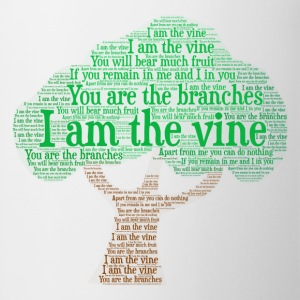 I Am The Vine from Jesus Teaching - Mug