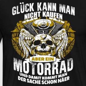 Super bike motorcycle ride Hoodies & Sweatshirts - Men's Premium T-Shirt