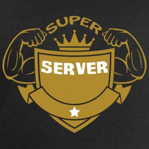 Super server T-Shirts - Men's Sweatshirt by Stanley & Stella