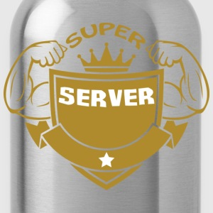 Super server T-Shirts - Water Bottle