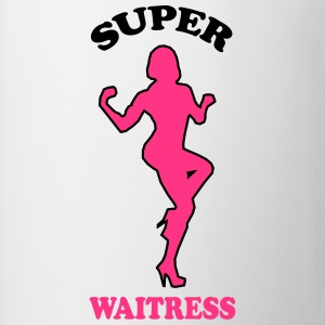 Super waitress T-Shirts - Mug