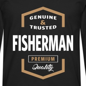 Fisherman | Gift Ideas - Men's Premium Longsleeve Shirt