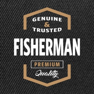 Fisherman | Gift Ideas - Snapback Cap
