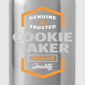 Cookie Baker | Gift Ideas - Water Bottle