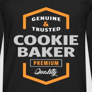 Cookie Baker | Gift Ideas - Men's Premium Longsleeve Shirt