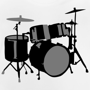 Drums T-shirts - Baby-T-shirt