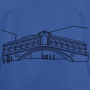Rialto Bridge Venice Hoodies & Sweatshirts - Men's Breathable T-Shirt
