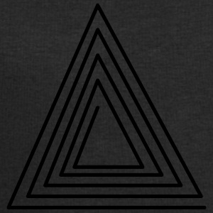 Hipster Triangle Tee shirts - Sweat-shirt Homme Stanley & Stella