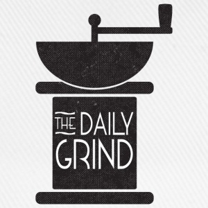 Daily Coffee Grind - Baseball Cap