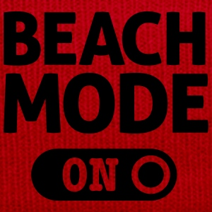 beach mode T-shirts - Wintermuts