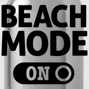 beach mode T-shirts - Drinkfles