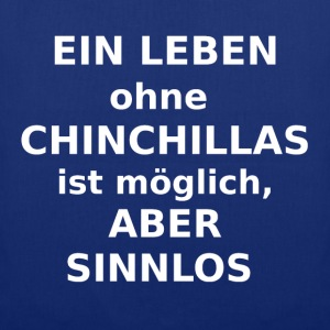 ,Chinchilla - Stoffbeutel
