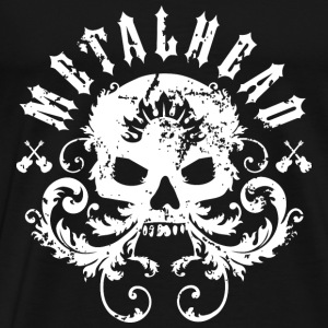 Metalhead Tops - Men's Premium T-Shirt